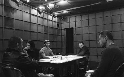 Первая читка пьесы Макса Фриша «Биография»