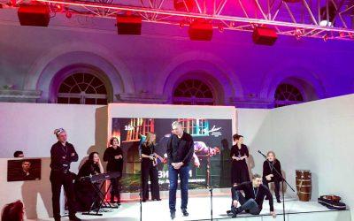 Московский культурный форум 2019 в Манеже